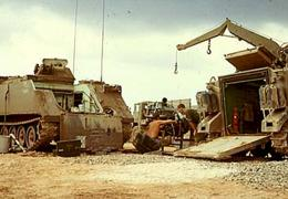 a3 - APC power pack change by 106 Detachment Long Binh  SVN 1969.JPG